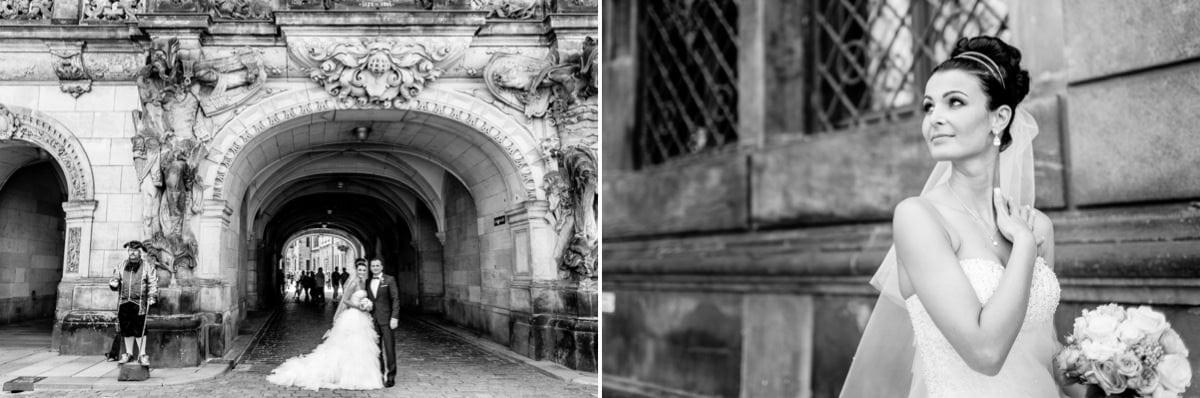 Hochzeitsfotograf Dresden Frauenkirche Heiraten Hochzeitsfotos Reportage Trauung Altstadt