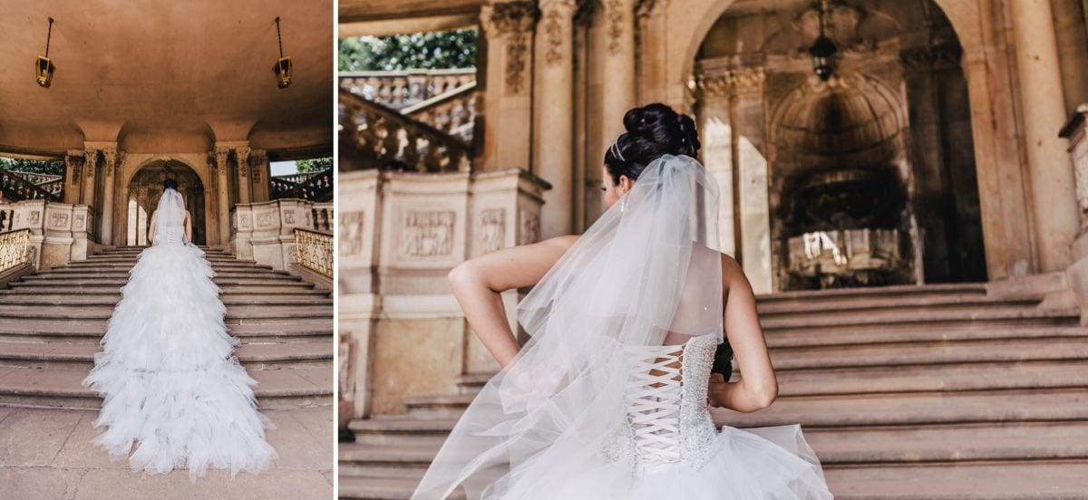 Hochzeitsfotograf Dresden Frauenkirche Heiraten Hochzeitsfotos Reportage Trauung Braut Brautkleid