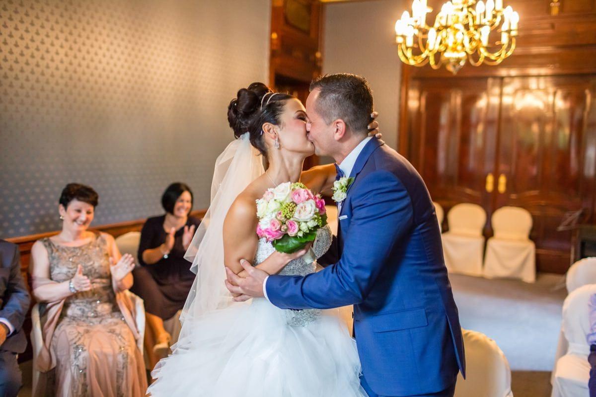 Hochzeitsfotograf Dresden Frauenkirche Heiraten Hochzeitsfotos Reportage Trauung Standesamt Goetheallee
