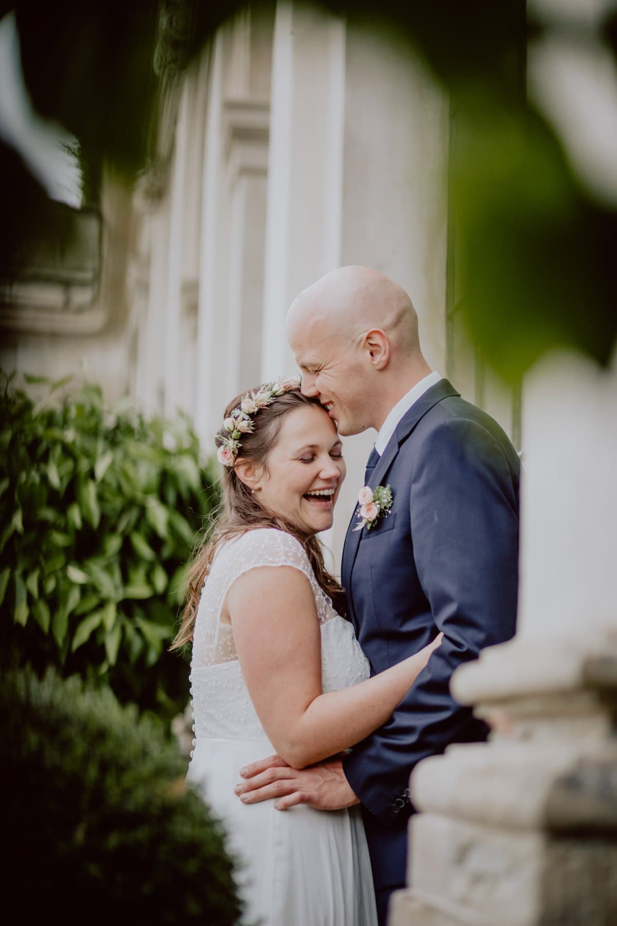 Hochzeitsfotograf Neustadt in Sachsen Kirche Barockgarten Grosssedlitz heiraten Hochzeitsreportage