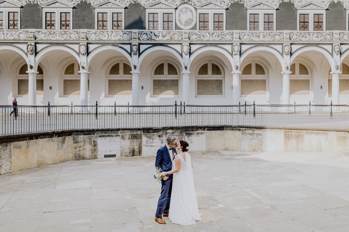 Hochzeitsfotos Dresden Altstadt