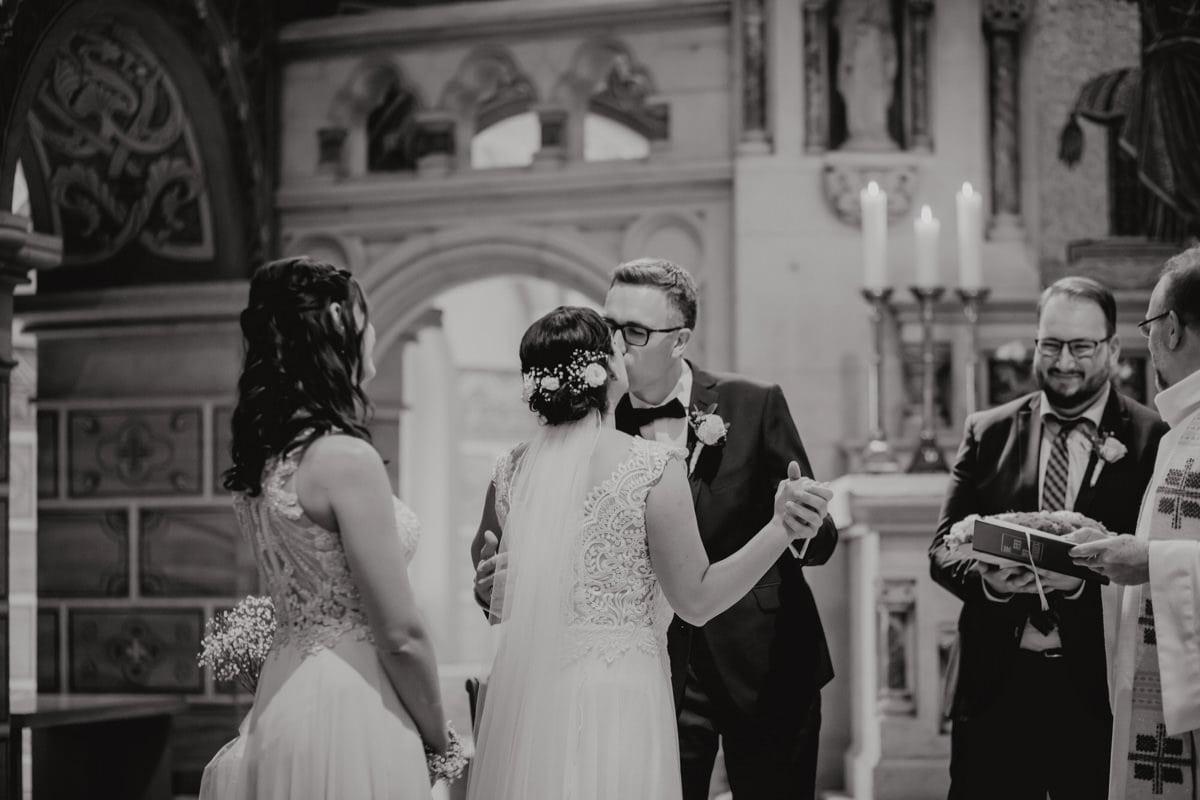 Heiraten Simultankirche Dresden Hochzeitsfotos