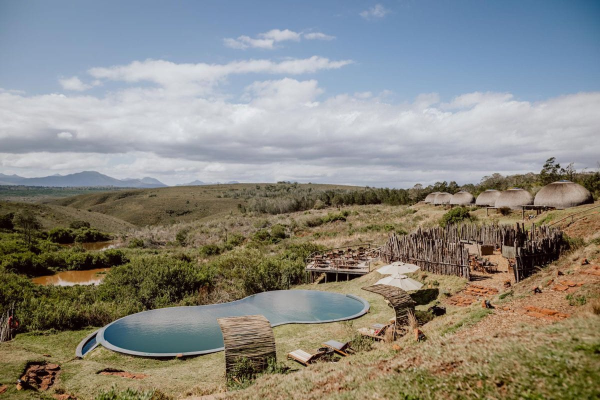 Gondwana Game Reserve Pool