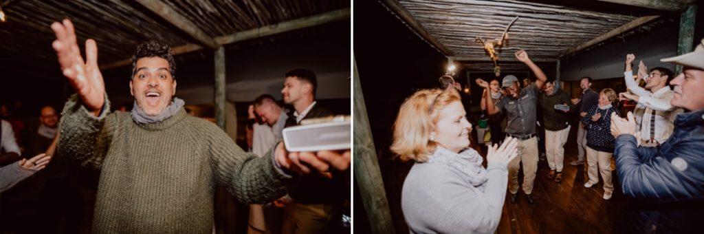 Hochzeit Ecocamp Gondwana Party