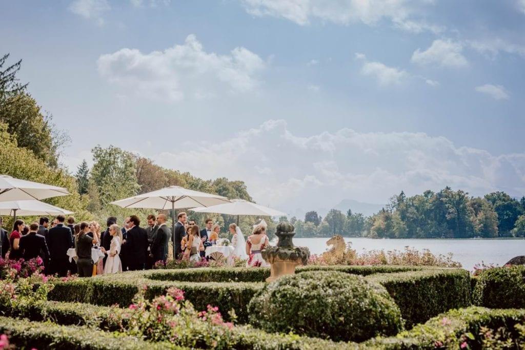 Hochzeitsfeier Salzburg