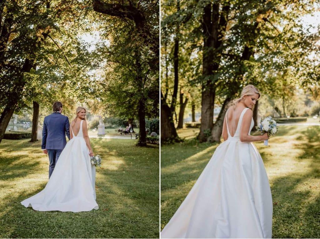 Heiraten Leopoldskron Salzburg Hochzeitsfotos Fotograf